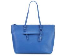Shopper blau