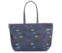 L1212 Concept Fantaisie Shopper dunkelblau