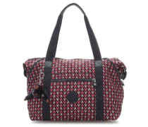 Basic Art Handtasche mehrfarbig