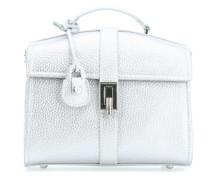 Suzanne Ecoleather Smooth Handtasche silber