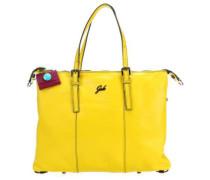 Black Goldie M Handtasche gelb