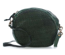 Edera Schultertasche dunkelgrün