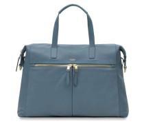 Mayfair Luxe Audley Handtasche 14″ blaugrau