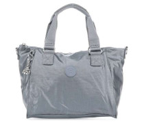 Basic Plus Amiel Schultertasche metal