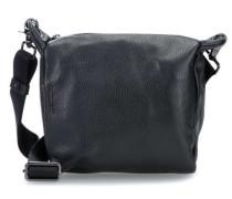 Mellow Leather Umhängetasche schwarz