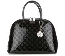 Peony Handtasche schwarz