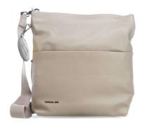 Mellow Leather Schultertasche beige