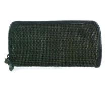 Geldbörse dunkelgrün