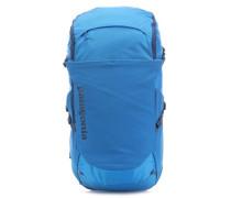 Nine Trails Back length S 28 Wanderrucksack blau