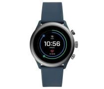 Sport Smartwatch blaugrau