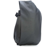 Coated Canvas Isar Medium Rucksack 13″ schwarz