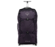 Fairview 65 Rucksack-Trolley brombeer