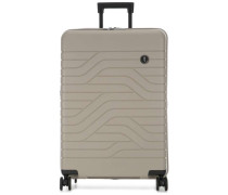 BY Ulisse 4-Rollen Trolley grau