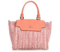 Portena Tweed Handtasche mehrfarbig
