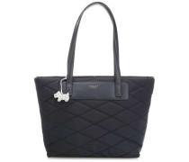 Charleston Handtasche 11″ dunkelblau