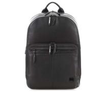 Senzil Laptop-Rucksack 15.6″ schwarz
