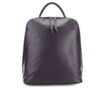 Toulouse 8 Rucksack aubergine