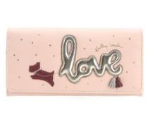 Love Is In The Air Geldbörse powder