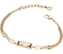 Fashion Art Déco Chic Armband gold