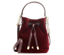 Dryden Debby III Mini Bucket bag bordeaux