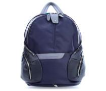 Coleos Laptop-Rucksack 13″ dunkelblau