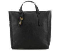 Camilla Rucksack-Tasche schwarz
