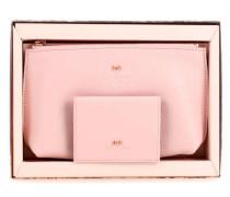 Fabiana Giftset Kulturbeutel pink 21 cm