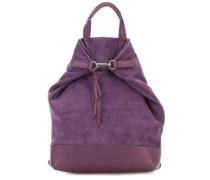 Motala X-Change (3in1) S Rucksack-Tasche violett