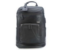 Torino Rucksack 15″ schwarz