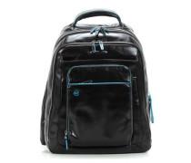 Blue Square Laptop-Rucksack 13″ schwarz