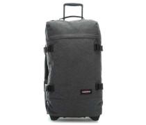 Tranverz Rollenreisetasche dunkelgrau