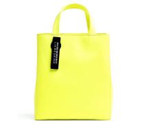 Paperbag PaperbS Handtasche neongelb