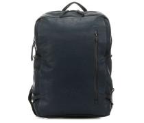 Japan Saitama Laptop-Rucksack 15″ dunkelblau