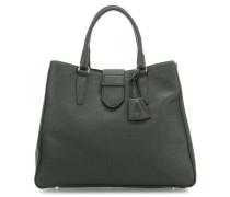 Calf Adria Handtasche dunkelgrün