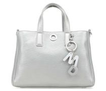 Mellow Lux Handtasche silber