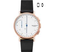 Connected Signatur Hybrid-Smartwatch roségold