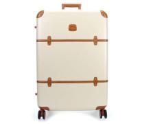 Bellagio 4-Rollen Trolley creme 82 cm