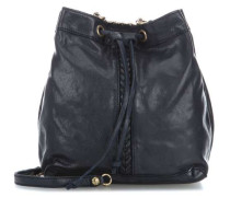 Afrodite Bucket bag dunkelblau