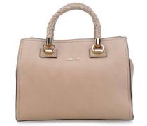 Manhattan Handtasche beige