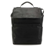 Hyde Laptop-Rucksack 15″ schwarz
