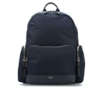Mayfair Barlow Laptop-Rucksack 15″ dunkelblau