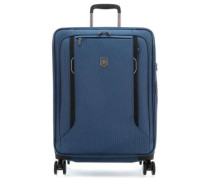 Werks Traveler 6.0 4-Rollen Trolley 15″ blau