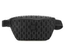 Pixel Gürteltasche schwarz