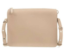 Leather Classic Franka Schultertasche beige