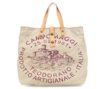 Lavaggio Stone Teodorano Handtasche beige