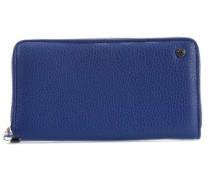 Adria Geldbörse blau