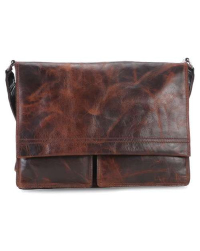 Saddle Laptoptasche 13″ braun