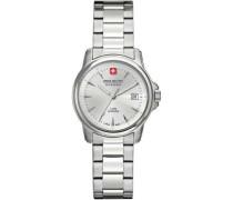 Swiss Military Hanow Swiss Recruit Lady Prime Schweizer Uhr