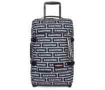 Tranverz S Rollenreisetasche schwarz/weiß 51