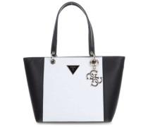 Kamryn Shopper schwarz/weiß